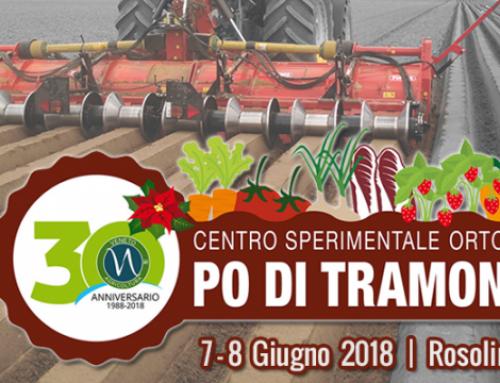 30° ANNIVERSARIO CENTRO SPERIMENTALE PO DI TRAMONTANA