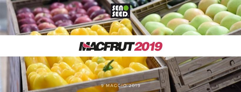 seno seed al macfrut 2019